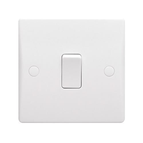Schneider Electric  Ultimate 10A Intermediate Switch (White) GU1014 PACK OF 10