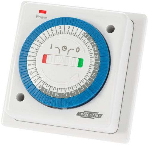 Timers, Thermostats & Controls
